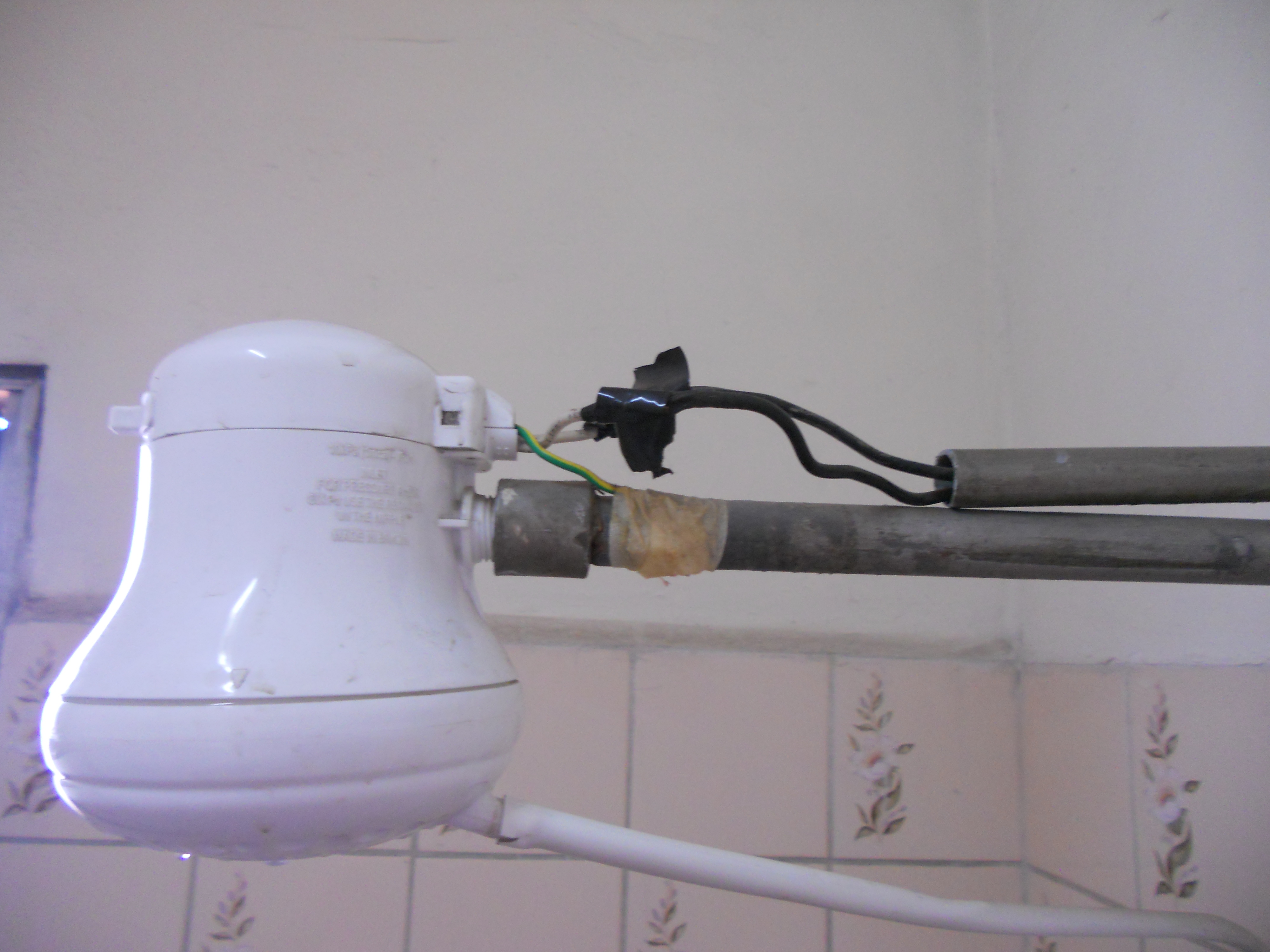 Electric Shower Head South America Great Installation Of Wiring Diagram