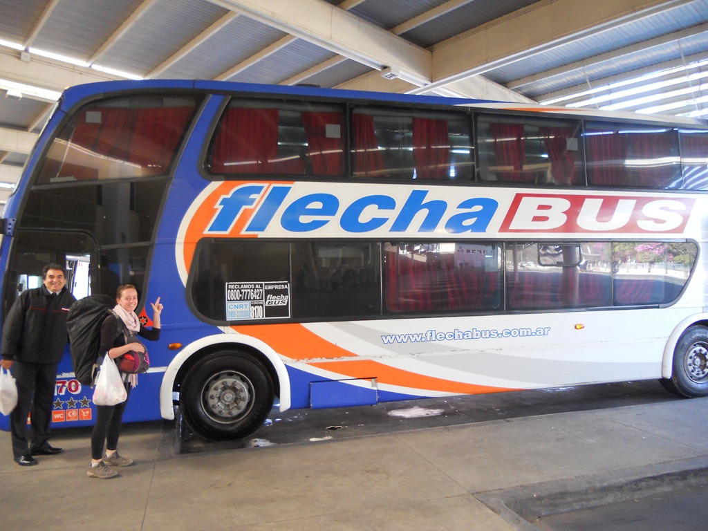 Argentina - Overnight Bus