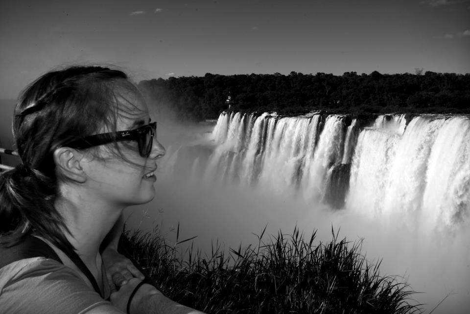 Argentina - Iguazu Falls - One of the most breathtaking sights I've