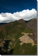 Machu Picchu viewed from Wayna Picchu 28-06-2011 (wildyellowbelly photography)