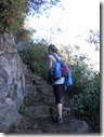 Climbing Wayna Picchu 28 06 2011