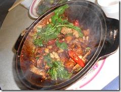 Taiwan - Food - Three Pot Chicken
