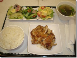 Taiwan - Tainan - A daily deli lunch box