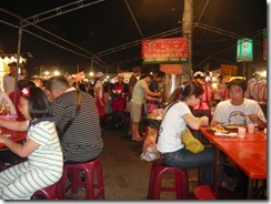 Taiwan - Tainan - Night Market