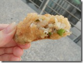 Taiwan - Anping - Mr Chou's Shromp Roll