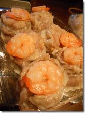 Taiwan - Night Market - prawn dumplings