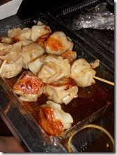 Taiwan - Tainan - night market dumplings