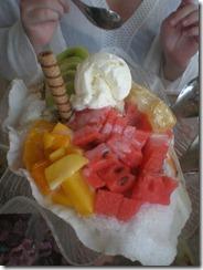 Taiwan - Fruit dessert