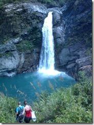 Taiwan - Sandimen Waterfall - 2009