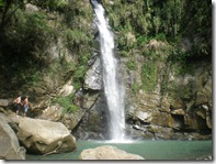 Taiwan - Chiayi Waterfall - 2010