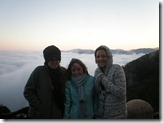 Taiwan - Southern Cross Highway - Sea of Clouds Feb 2009
