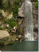 Taiwan - Chiayi Waterfall - 2009