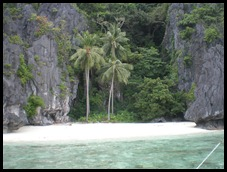 The Philippines - El Nido  Island Hopping Aug 2009