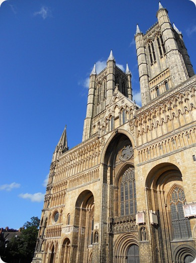 Lincoln Cathedral - Jubliee Weekend -  04-06-2012