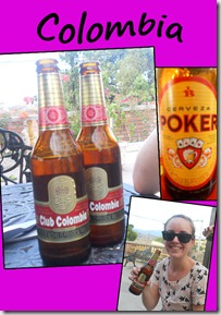 Colombia beer copy