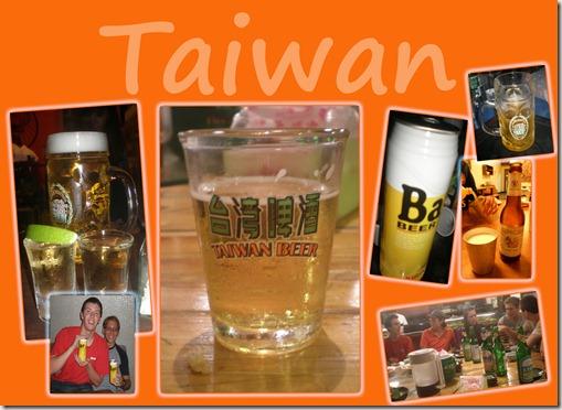 Taiwan beer copy