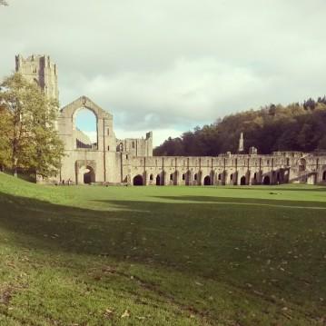 England - Fountains Abbey