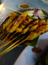 Satay on Jalan Alor