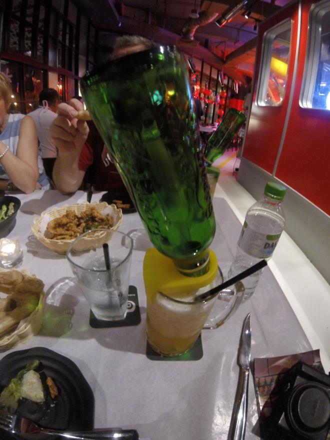 Kuala Lumpur - Beergirita at Brolly
