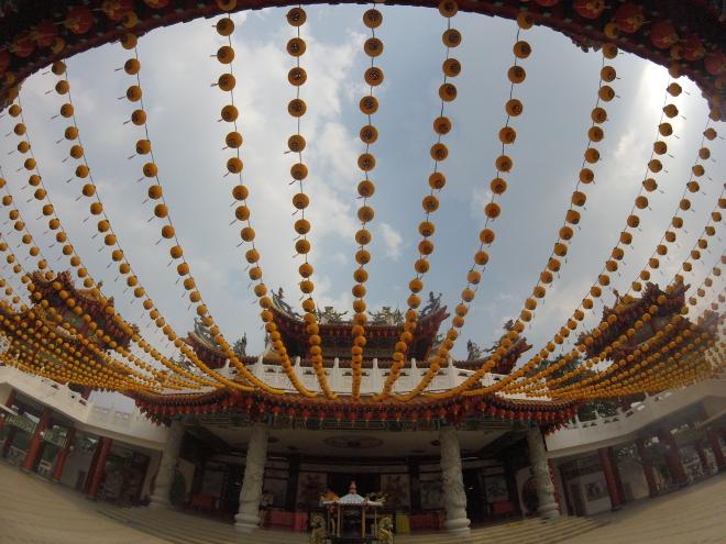 Kuala Lumpur - Thean Tou Temple