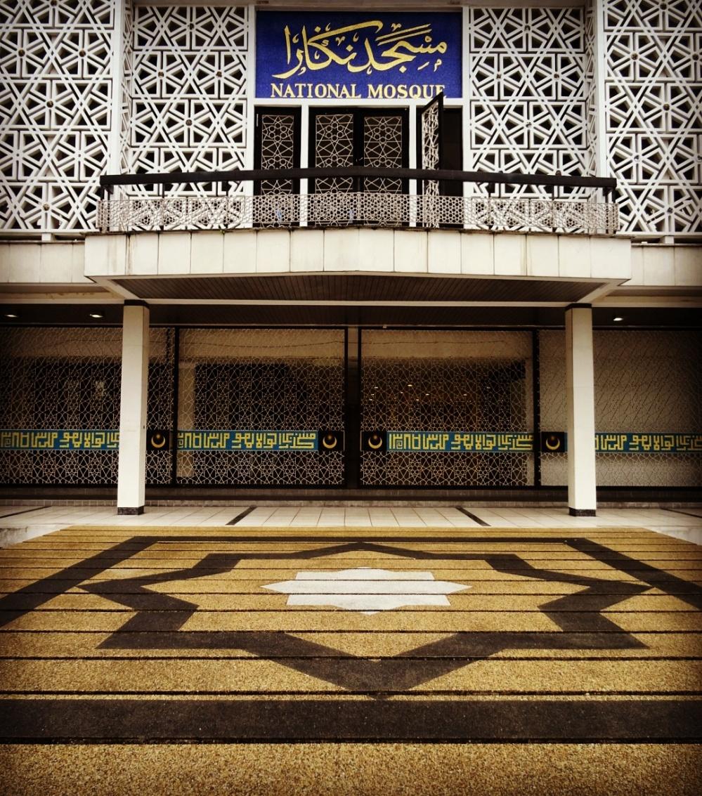Kuala Lumpur - National Mosque