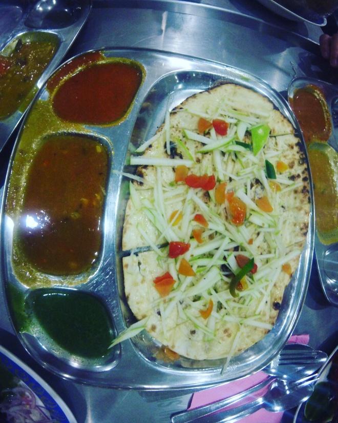 Kuala Lumpur - food at Pelita