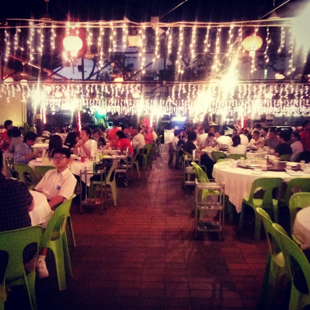 Kuala Lumpur - Hakka restaurant