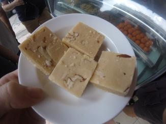 Dessert in Brickfields
