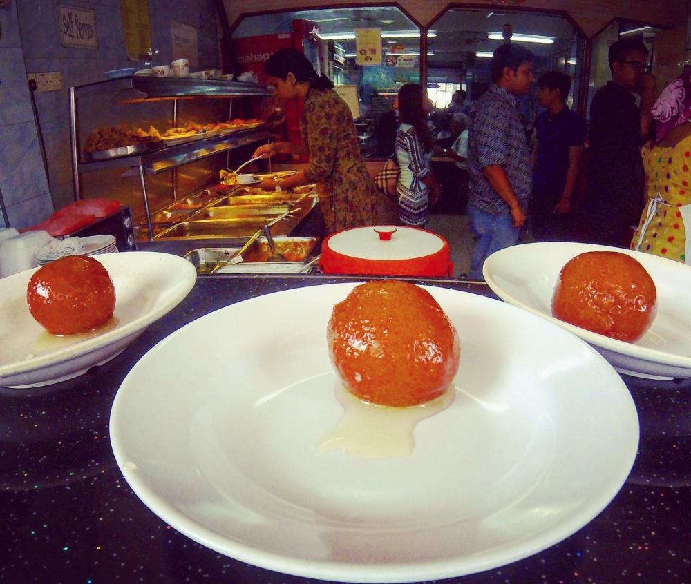 Gulub Indian Donuts Chappati Restaurant Brickfields