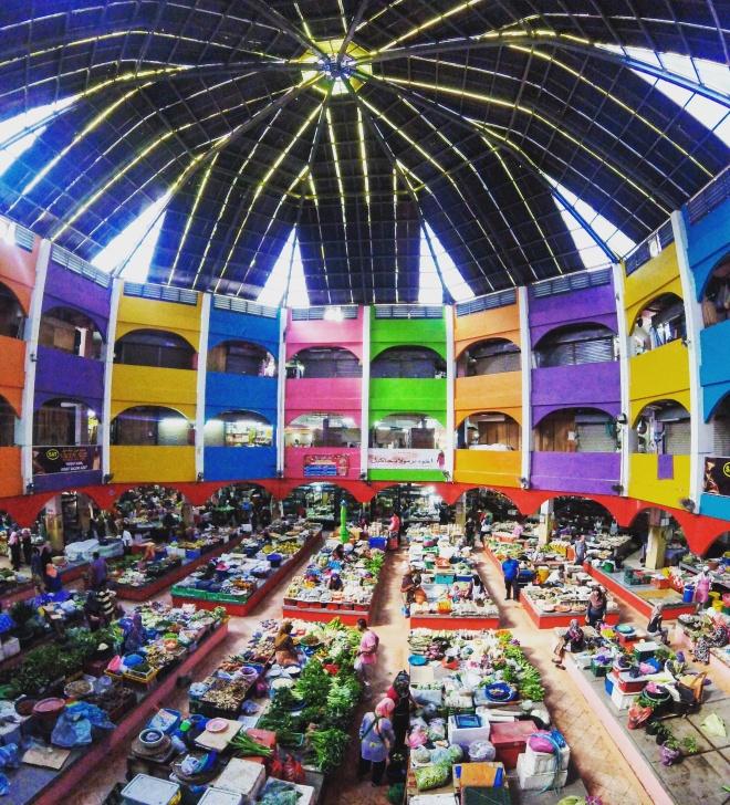 Central Market - Kota Bharu