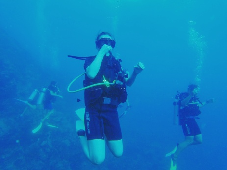 Scuba diving - The Perhentian Islands - Malaysia