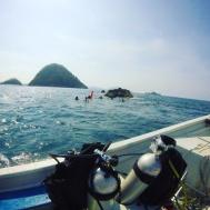 Scuba diving - The Perhentian Islands - Malaysia