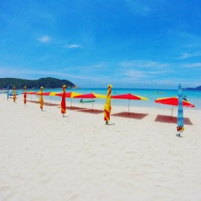 Long Beach - The Perhentian Islands - Malaysia