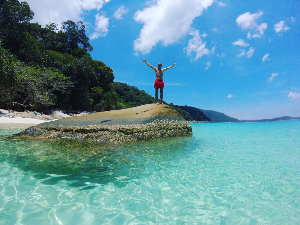 Turtle Beach - The Perhentian Islands - Malaysia