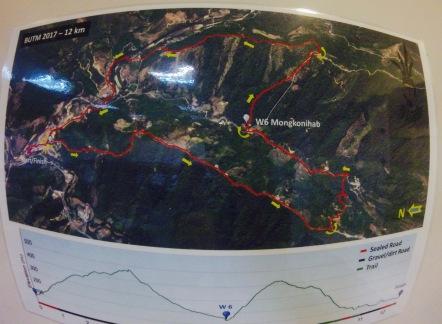 Borneo Ultra Trail Run 12km