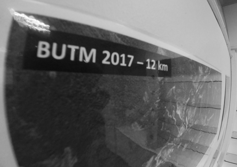 Borneo Ultra Trail Run