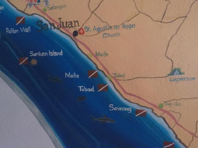 Scuba dive trip, Apo Diver, Siquijor, Cebu, The Philippines