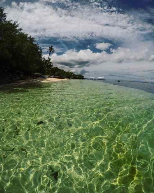 Paliton Beach, Siquijor, Cebu, The Philippines
