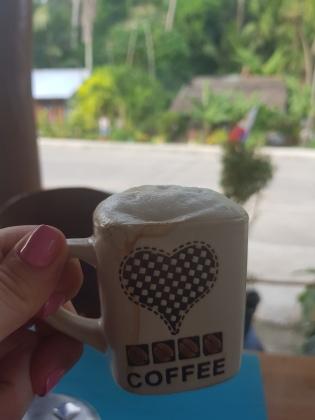 Napoli Cafe, Siquijor, Cebu, The Philippines