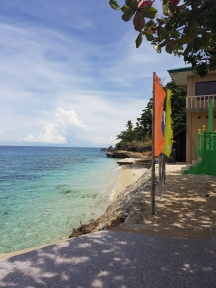Ocean Front Beach Resort, Siquijor, Cebu, The Philippines