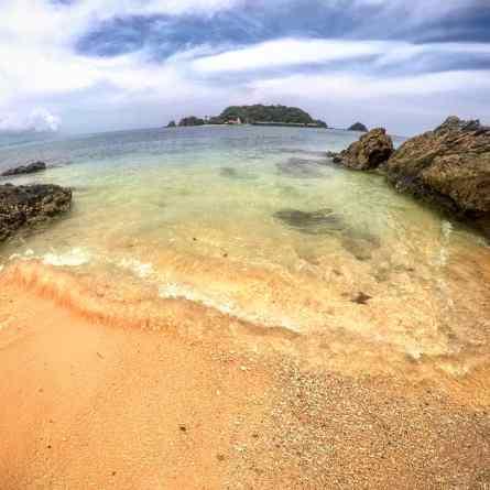 Pulau Gemia - Gem Island - Viewed from Pulau Kapas - Malaysia