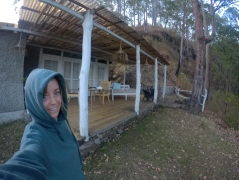 Manulalu Jungle Resort , beautiful location but be prepared for MANY mosquitoes!